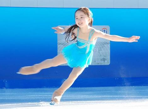 本田望結、スケートを選んだ結果、女優との両立は?その才能は?